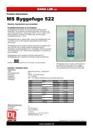 MS Byggefuge 522 - Byghjemme.dk