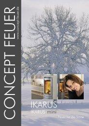 Concept Feuer - Produkte 2009