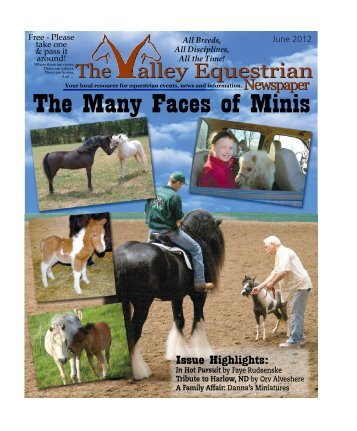 The Many Faces of Minis - The Valley Equestrian Newspaper