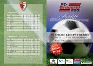 Anpfiff Anpfiff - FC Brauerei Egg