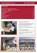 Ergonomic and assistive technology for ... - Keytools Ergonomics - Page 3