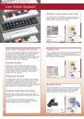 Ergonomic and assistive technology for ... - Keytools Ergonomics - Page 6