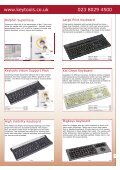 Ergonomic and assistive technology for ... - Keytools Ergonomics - Page 7