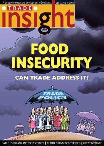 Vol.7, No.1, 2011 - South Asia Watch on Trade, Economics ...