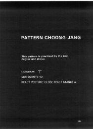 additional techniou es for pattern choong-jang - Virgin Media