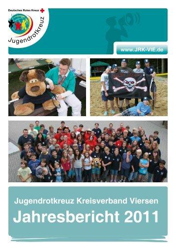 Jahresbericht 2011 - JRK: Viersen