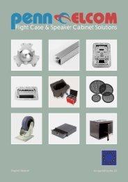 Flight Case Design Software Manual