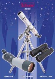 Spektive Teleskope Ferngläser 2000 - Professional Computer ...