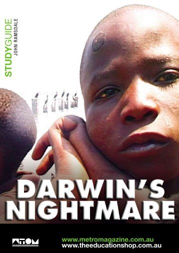 to download DARWIN'S NIGHTMARE study guide. - Ronin Films