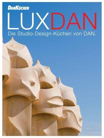 Die Studio-Design-Küchen von DAN. - DAN-konyha