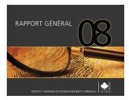 Version PDF - Service canadien de renseignements criminels
