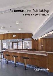 Books on Architecture