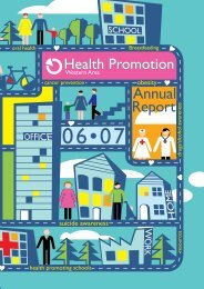 Annual Report 07 - Western Health and Social Care Trust