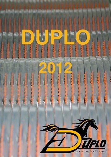 duplo 2012 - Professionalhoofcare.ch