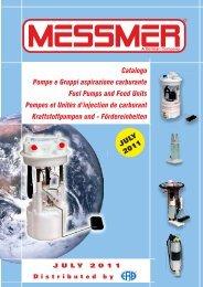 Fuel Pumps Catalog 2011г.