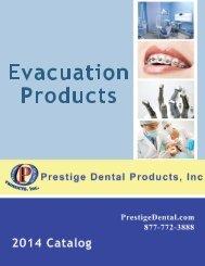 Evacuation Products / Saliva Ejectors - Prestige Dental Products