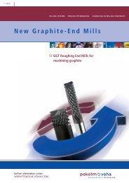 New Graphite-End Mills - MS Spinex