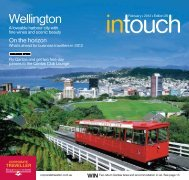 Corporate Traveller Intouch February 2012