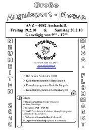 4082 Aschach/D. Freitag 19.2.10 & Samstag 20.2.10 Ganztägig von 9