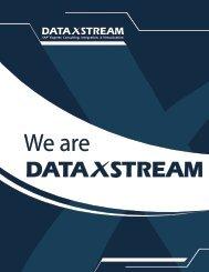 We are DataXstream