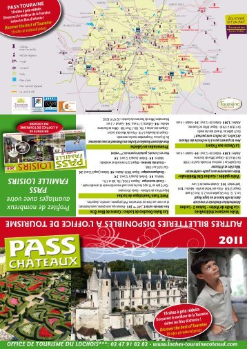 Pass Pass - Touraine Loire Valley