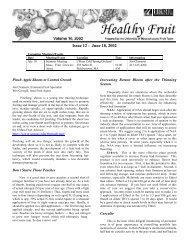 Volume 10 Number 12 June 18, 2002