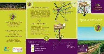 Vignes et patrimoine - Touraine Loire Valley