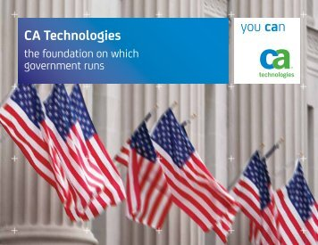 CA Technologies - Federal News Radio