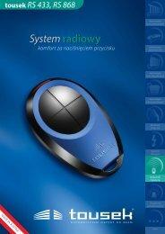 System radiowy - tousek GmbH