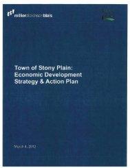 2% - Town of Stony Plain