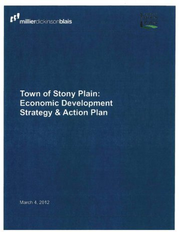 2% - Town of Stony Plain