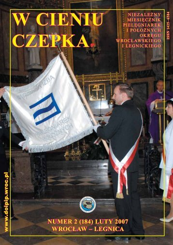 LUTY 2007 ( 1394 kB) - Dolnośląska Okręgowa Izba Pielęgniarek i ...