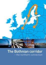 The Bothnian corridor - Keski-Suomen liitto