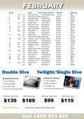 1st Quarter Jan - Mar 2011 - Online Scuba Diving Booking System - Page 3