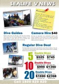 1st Quarter Jan - Mar 2011 - Online Scuba Diving Booking System - Page 5