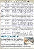 1st Quarter Jan - Mar 2011 - Online Scuba Diving Booking System - Page 6
