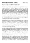 Pfarrbrief St. Matthias Pfarrbrief St. Matthias - Seite 7