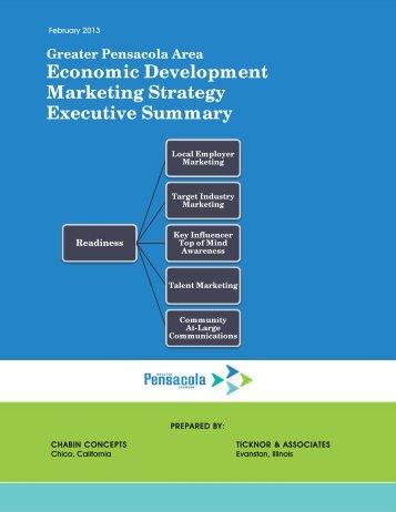 Executive Summary - Pensacola Chamber of Commerce