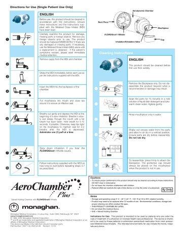 savary dilator cleaning instructions