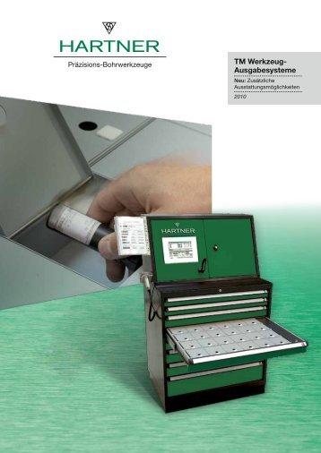 TM Werkzeugausgabesysteme - Hartner