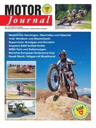 Motor Journal Nr. 07 / 2009 hier herunterladen (PDF, 2974kB) - SAM