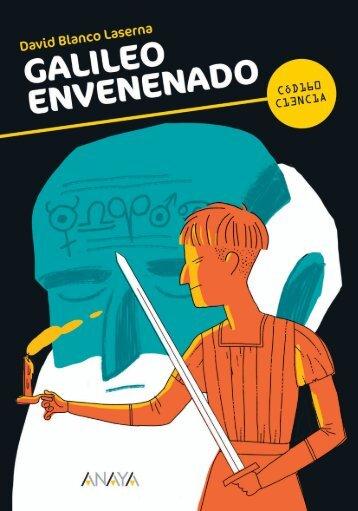Galileo envenenado (apéndice y actividades) - Anaya Infantil y Juvenil