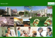 Click to add title - Fortis Healthcare