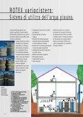 ROTEX variocistern: Il serbatoio per acqua ... - Esedra ENERGIA - Page 2