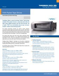 EXABYTE VXA-3 SCSI SEQUENTIAL DEVICE DRIVERS (2019)