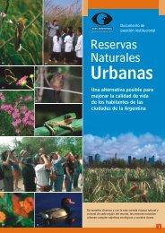 Educación en la Reserva Natural Urbana - Aves Argentinas