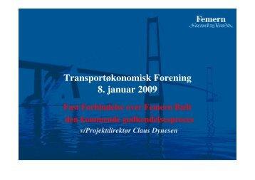 Claus Dynesen - Transportøkonomisk Forening