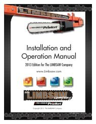 Limbinator Operation - Priefert Manufacturing