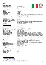 Itālijas Republika Valsts iekārta - LIAA
