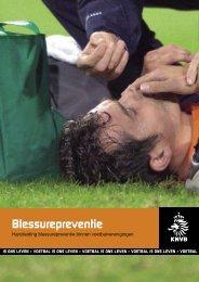 Handleiding Blessurepreventie - Sportmedisch Centrum KNVB